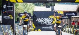 L'Andorra MTB Classic va celebrar ahir la primera etapa a La Massana. Foto: Andorra MTB Classic