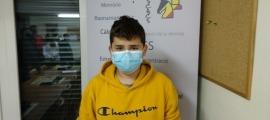 Serni Ribera, nou campió d'Andorra. Foto: Federació Andorrana d'Escacs