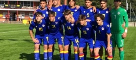 La selecció sub-17 va tancar ahir la seva participació al Preeuropeu. Foto: Twitter FAF