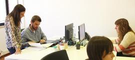 El SOV forma part de l'àrea de joves tutelats i extutelats del departament d'Afers Socials i Joventut.