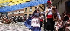 Els organitzadors han fet un esforç per adaptar els actes més tradicionals, com el ball de Santa Anna.