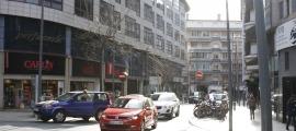 """Caiguda """"en picat"""" de la facturació al barri de Riberaygua i Travesseres"""