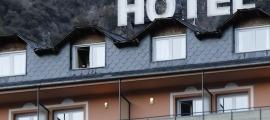 Un establiment hoteler.