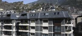 Un bloc de pisos ubicat a Escaldes-Engordany.