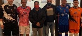El Sideco FC Encamp va presentar l'equipació que portarà a la Champions. Foto: Sideco FC Encamp