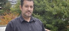 El president dels psicòlegs, Óscar Fernández.