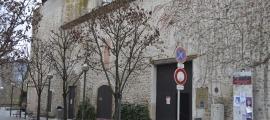 El Centre Cívic El Passeig acull un dels col·legis electorals de la Seu.