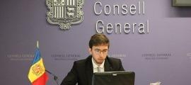 Roger Padreny ha participat al 'follow up meeting with Young Political Leaders' de l'OSCE-PA.