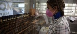 Les instal·lacions del Museu del Perfum, l'abril passat.