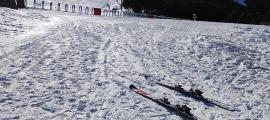 Els dominis esquiables esperen la decisió de l'Executiu.