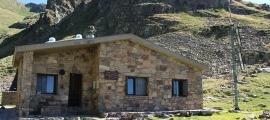 El refugi de Cabana Sorda
