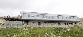 El portal inclou els quatre refugis guardats del país.