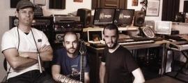 Revert, Lozano i Espinosa, els tres rostres darrere els projectes.