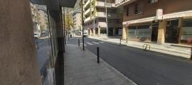 El carrer Roger Bernat III.