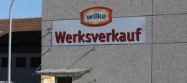 Una de les fàbriques de la marca afectada.