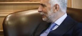 El negociador de la UE, Stefano Sannino.