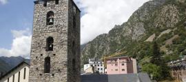 Església de Sant Esteve.