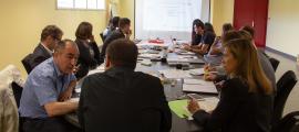 Els treballs a l'accés a França es reprendran a finals de juliol