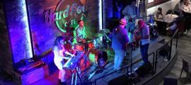 Shuffle Express presentarà al Jambo el seu primer disc, 'Old Man Blues'.