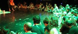 La companyia catalana Música en família va oferir ahir tres funcions a Escaldes dintre del programa educatiu de la Fundació ONCA.
