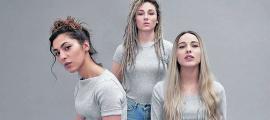 Lucie Lebrun, Elisa Paris i Juliette Saumagne són LEJ, l'última revelació del pop juvenil francès: tocaran el 7 de juny al Prat del Roure.