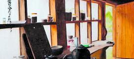 Interior domèstic (oli sobre tela).