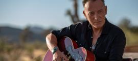 Bruce, al ranxo californià on es va rodar 'Western Stars'.