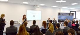 Inauguració de la 3a promoció del curs Bachelor's Degree en International Hotel Management.