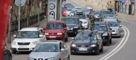 L'entrada de vehicles baixa un 3,6% al novembre